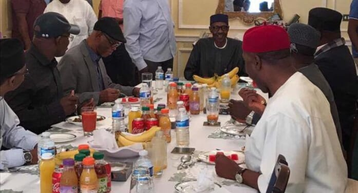 """The Truth About Buhari's """"Lazy"""" Nigerian Youths"""